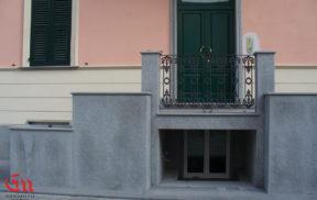 Gandolfo Marmi - Scala esterna